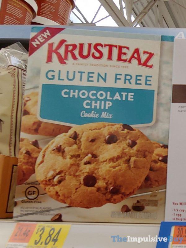 Krusteaz Gluten Free Chocolate Chip Cookie Mix