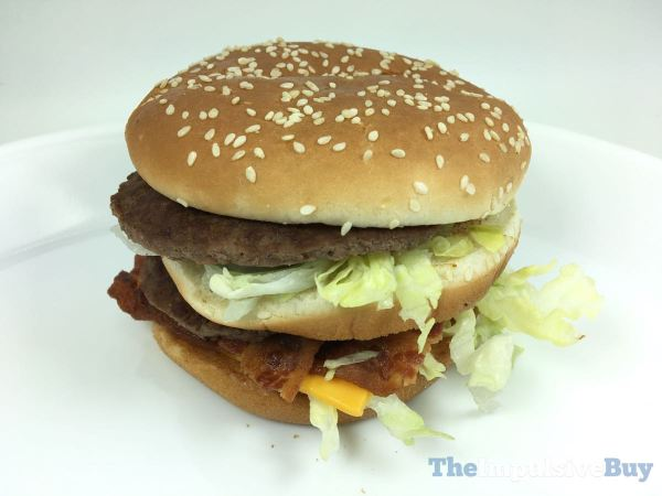 McDonald s Big Mac Bacon
