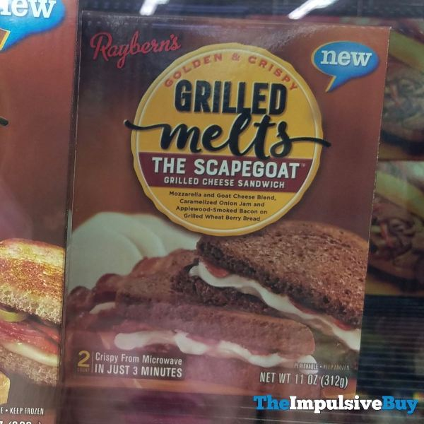 Raybern s Grilled Melts The Scapegoat Grilled Cheese Sandwich