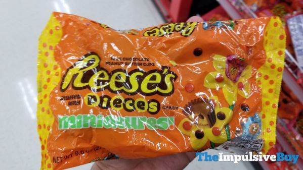 Reese s Stuffed with Pieces Miniatures Spring Design