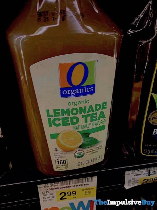 Safeway Organics Lemonade Iced Tea