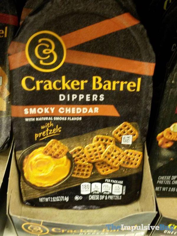 Cracker Barrel Smoky Cheddar Dippers