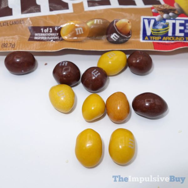 English Toffee Peanut M M s