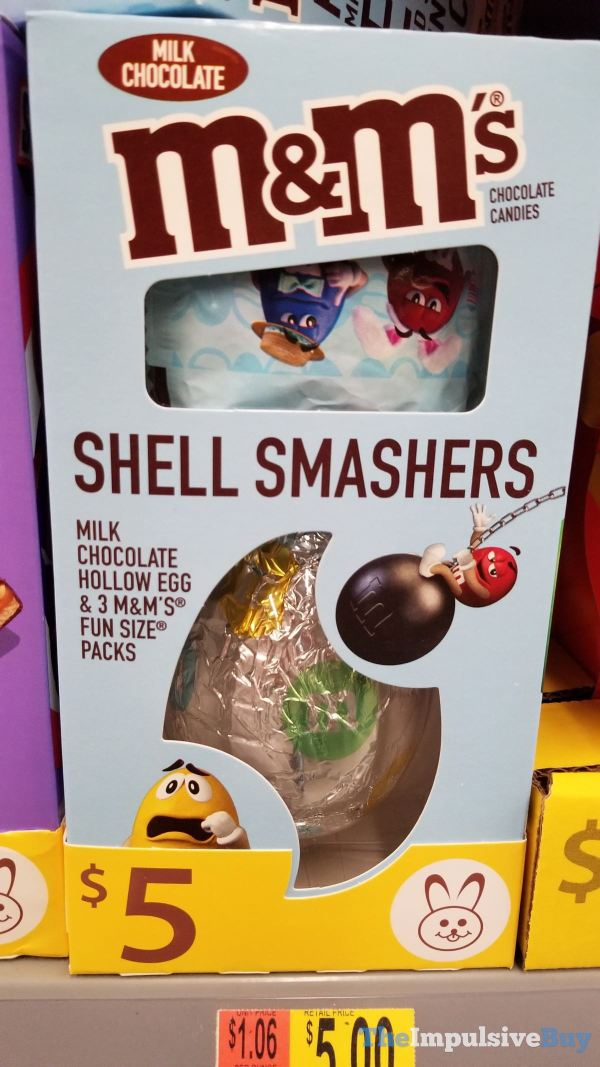 Milk Chocolate M M s Shell Smashers