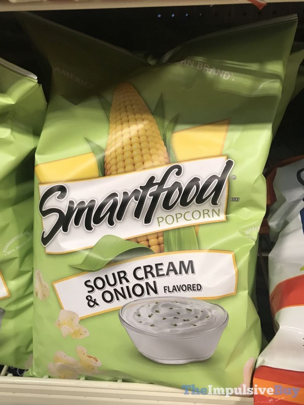 Smartfood Sour Cream  Onion Popcorn