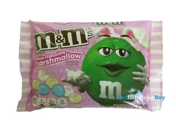 White Chocolate Marshmallow M M s