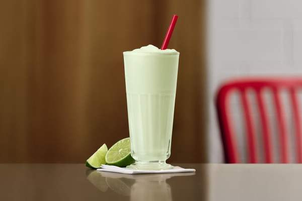 Chick fil A Frosted Key Lime