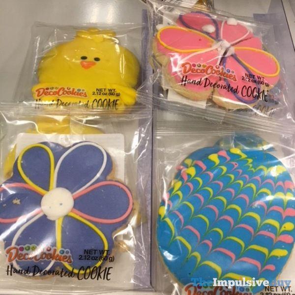 DecoCookies Spring Hand Decorated Cookies