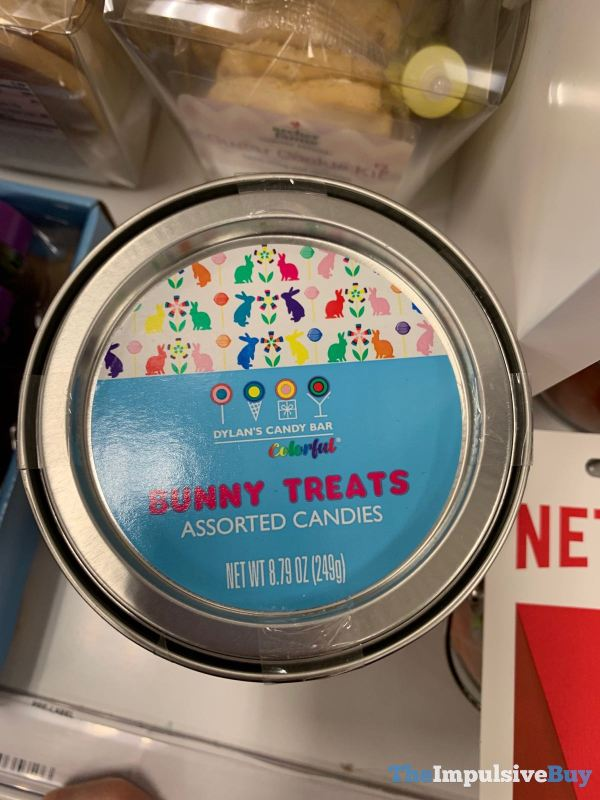 Dylan s Candy Bar Bunny Treats Assorted Candies