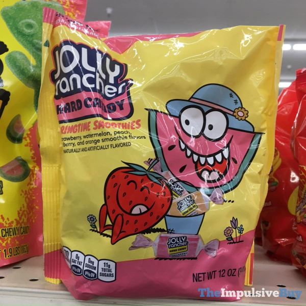 Jolly Rancher Hard Candy Springtime Smoothies