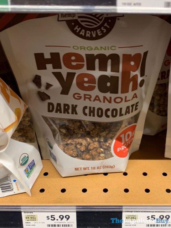 Manitoba Hemp Yeah Dark Chocolate Granola
