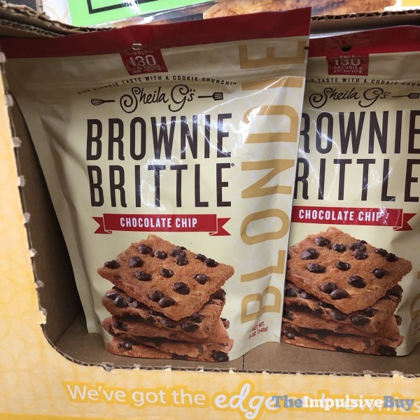 Sheila G s Blondie Brownie Brittle Chocolate Chip