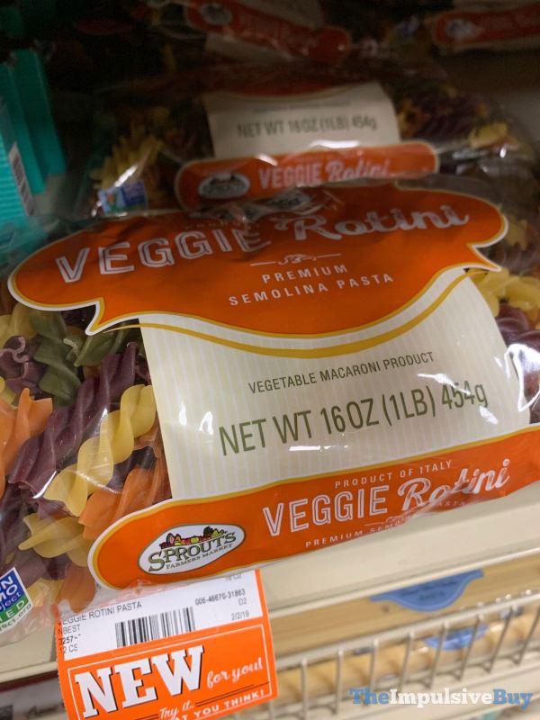 Sprouts Veggie Rotini