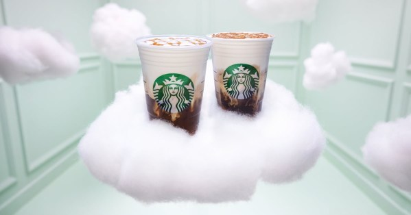 Starbucks Cloud Macchiato