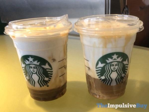 Starbucks Cloud Macchiatos