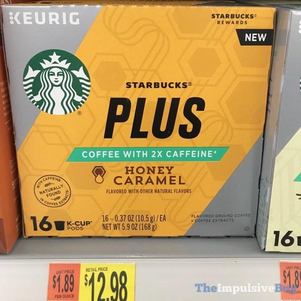 Starbucks Plus Honey Caramel K Cups
