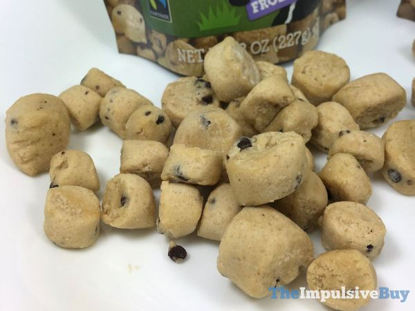 Ben  Jerry s Snackable Dough Chocolate Chip Cookie Dough Chunks