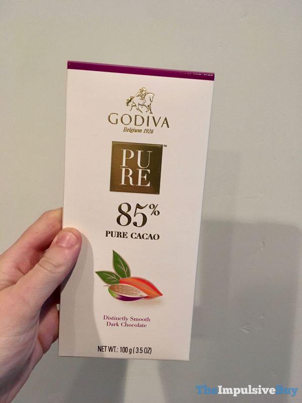 Godiva Pure 85 Pure Cacao