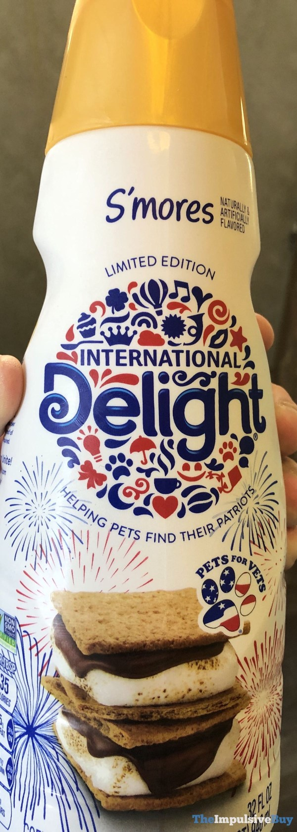 International Delight Limited Edition S mores Creamer