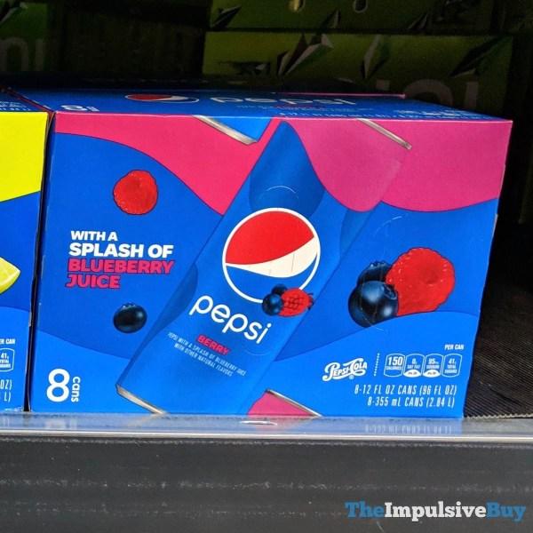 Pepsi Berry