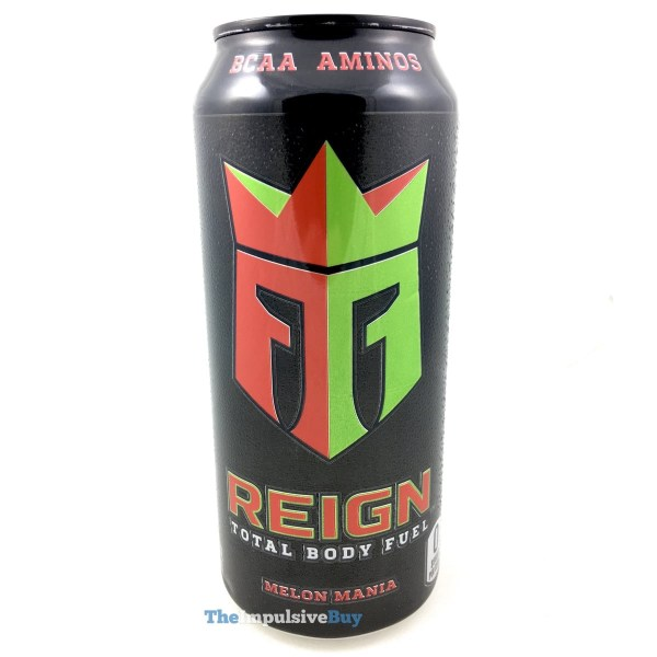 Reign Total Body Fuel Melon Mania