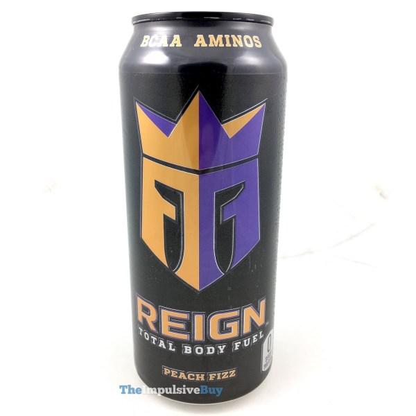 Reign Total Body Fuel Peach Fizz