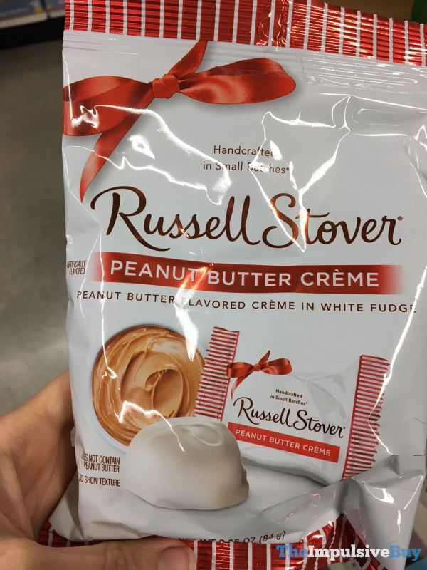 Russell Stover Peanut Butter Creme