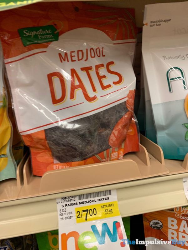 Signature Farms Medjool Dates
