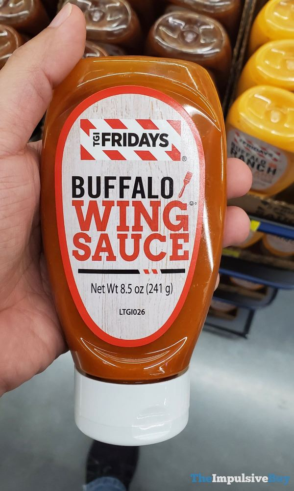 TGI Fridays Buffalo Wing Sauce