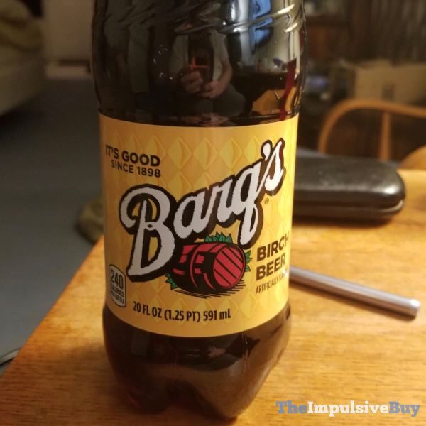 Barq s Birch Beer