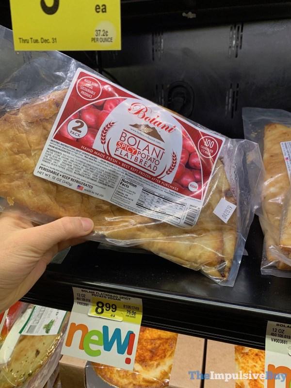 Bolani Spicy Potato Flatbread