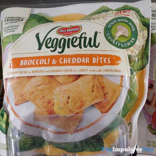Del Monte Veggieful Broccoli  Cheddar Bites
