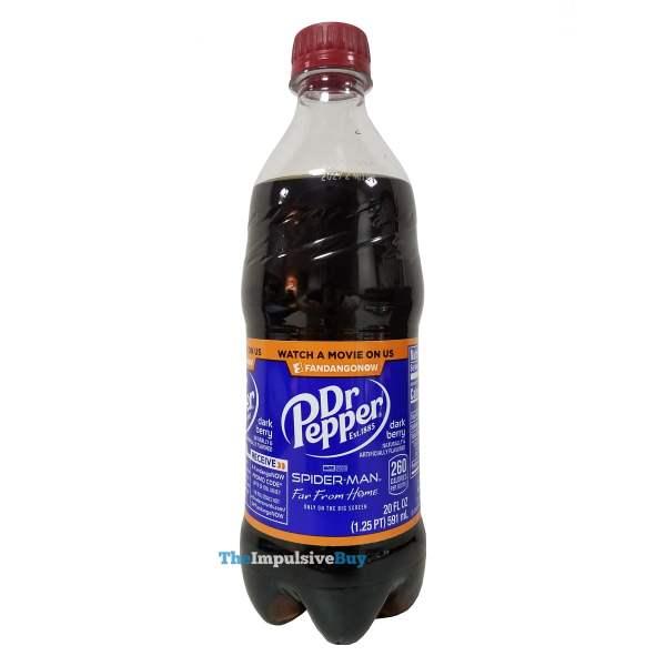 Dr Pepper Dark Berry