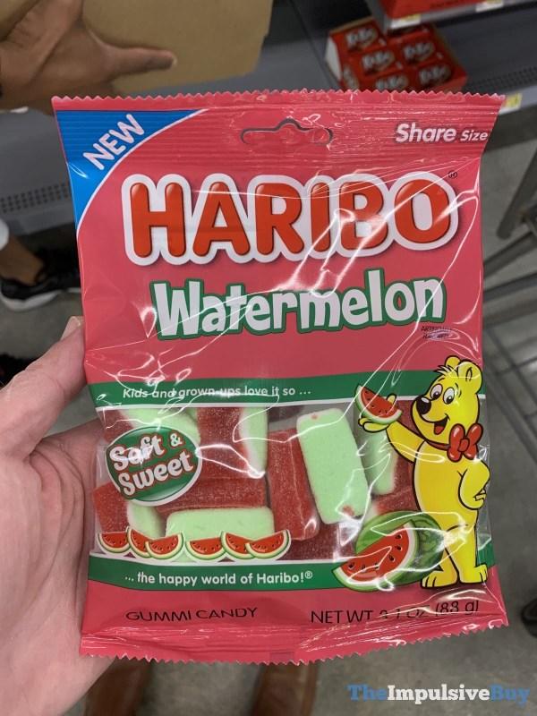 Haribo Watermelon Gummi Candy