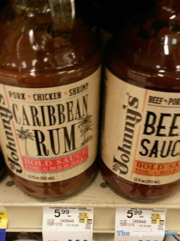 Johnny s Caribbean Rum Bold Sauce