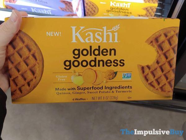 Kashi Golden Goodness Waffles