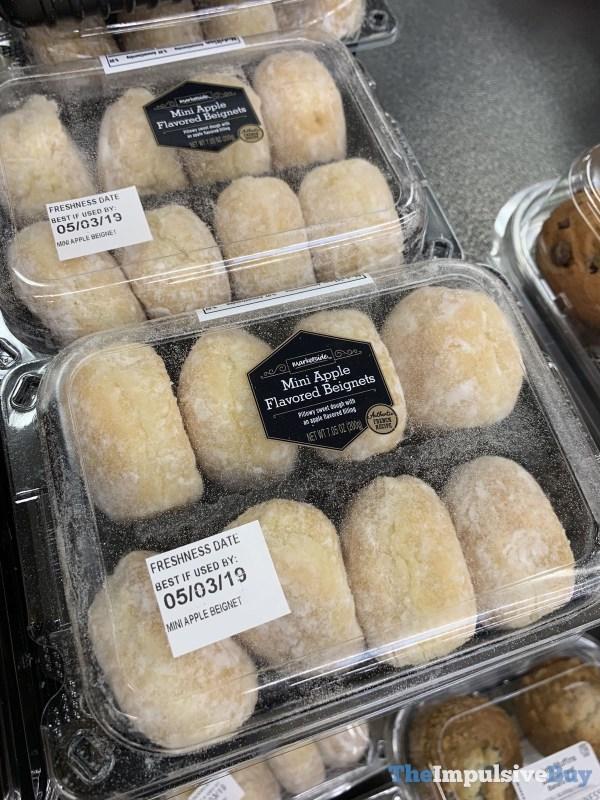 Marketside Mini Apple Flavored Beignets