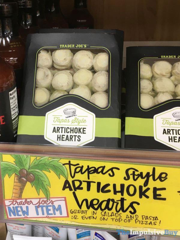 Trader Joe s Tapas Style Artichoke Hearts
