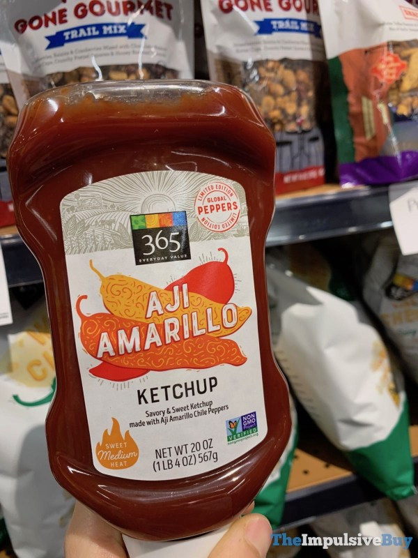 365 Everyday Value Aji Amarillo Ketchup