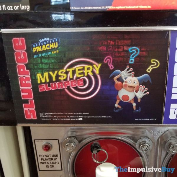 7 Eleven Mystery Slurpee
