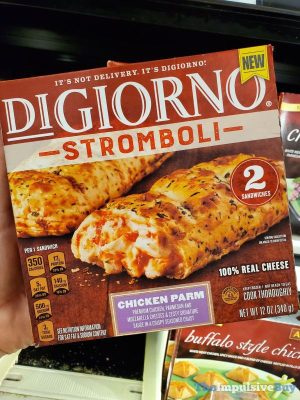 DiGiorno Stromboli Chicken Parm