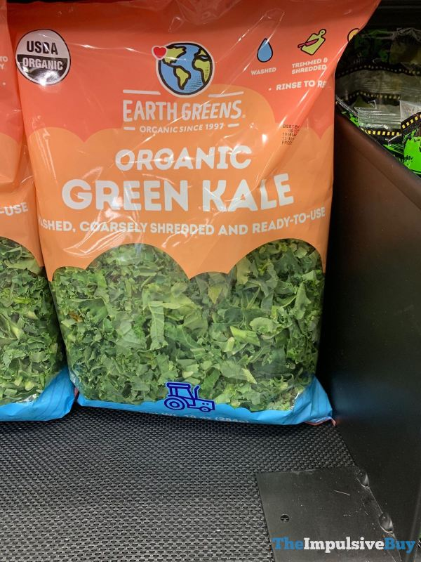 Earth Greens Organic Green Kale