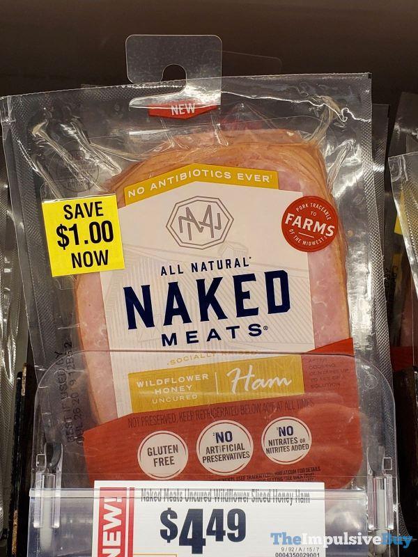 Naked Meats Wildflower Honey Uncured Ham