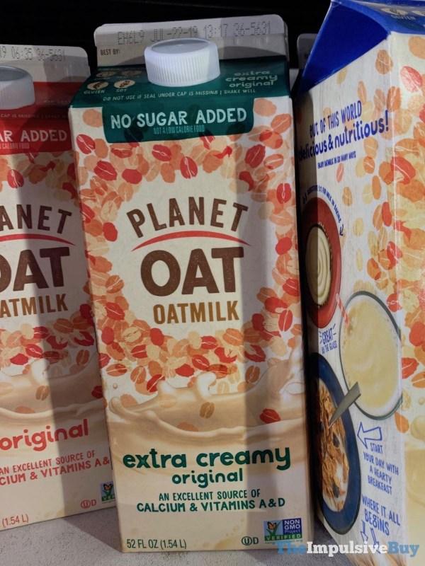 Planet Oat Extra Creamy Original Oatmilk