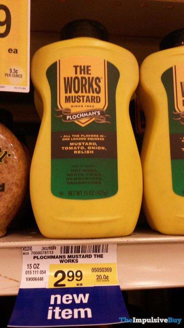 Plochman s The Works Mustard