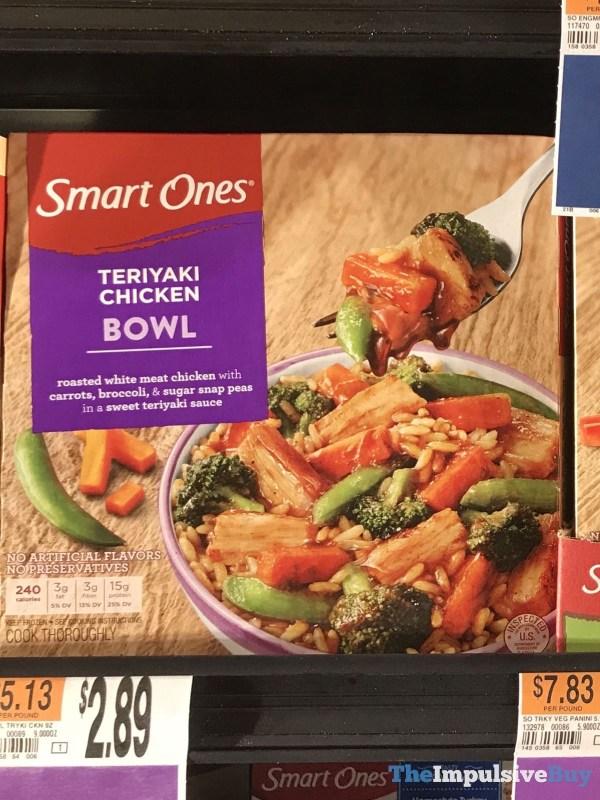 Smart Ones Teriyaki Chicken Bowl