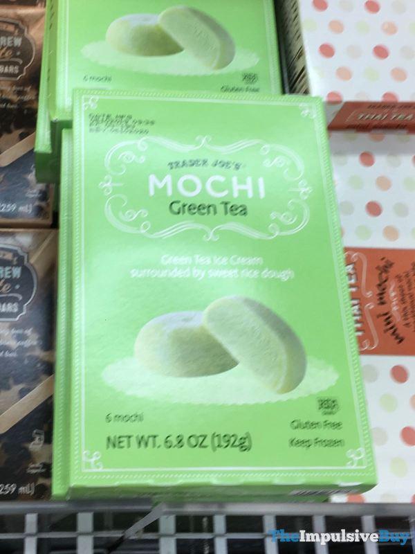 Trader Joe s Mochi Green Tea