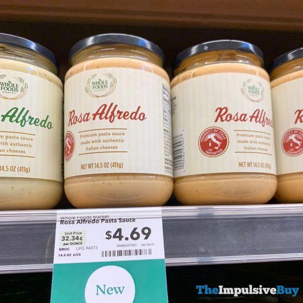 Whole Foods Rosa Alfredo