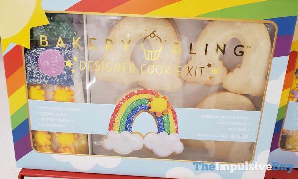 Bakery Bling Rainbow Designer Cookie Kit