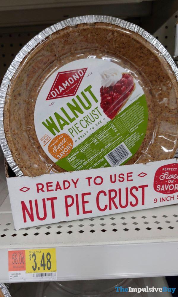 Diamond Walnut Pie Crust
